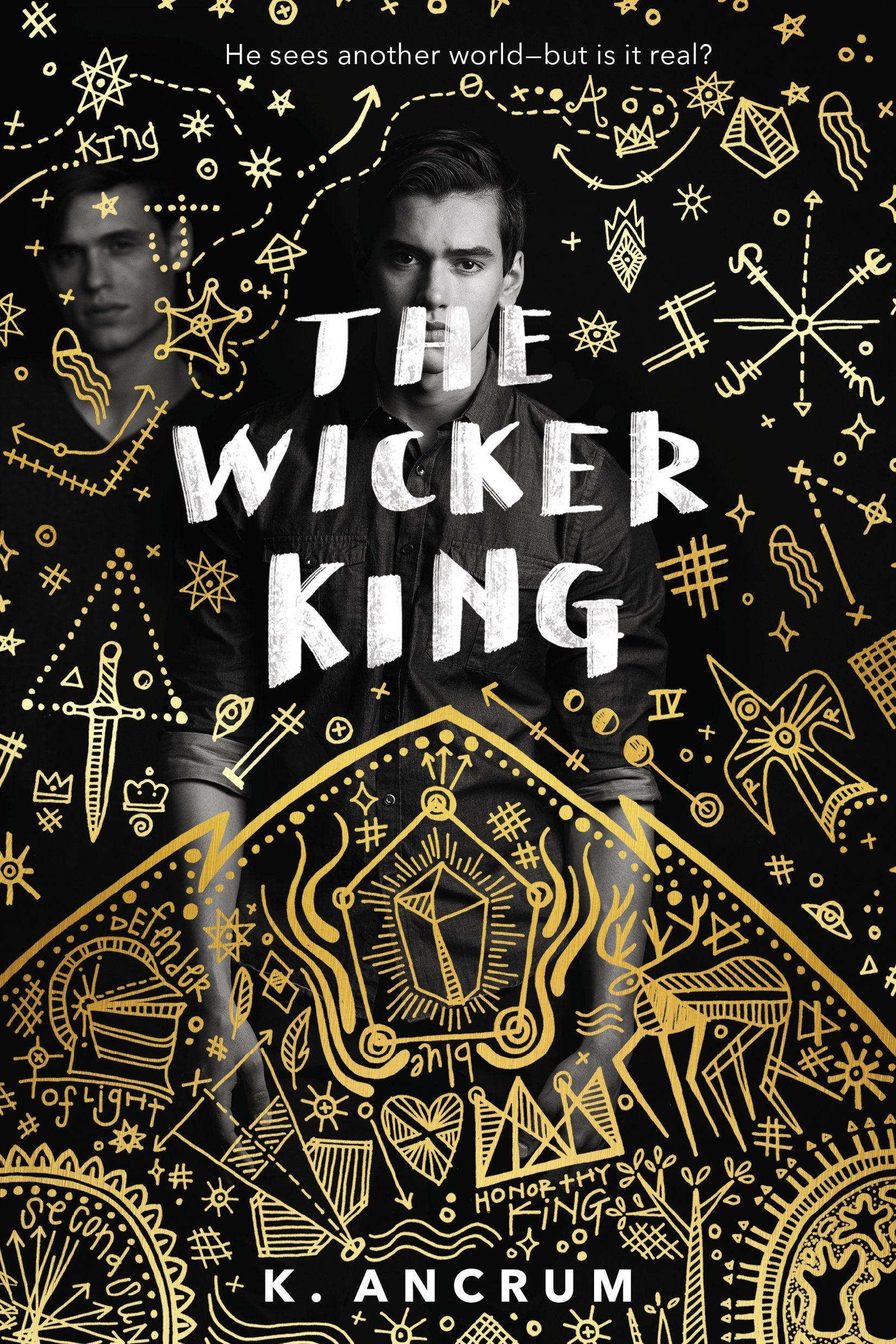 The Wicker King cover