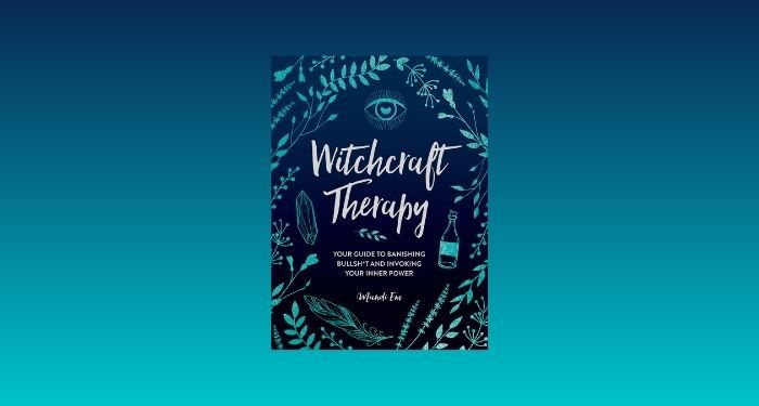 cover image of Witchcraft Therapy by Mandi Em