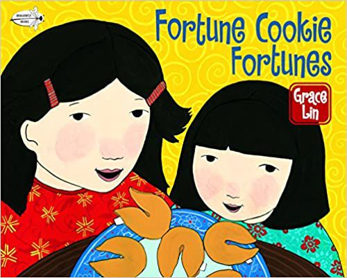 Fortune Cookie Fortunes by Grace Lin cover