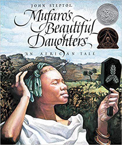 Mufaro's Beautiful Daughters by John Steptoe cover