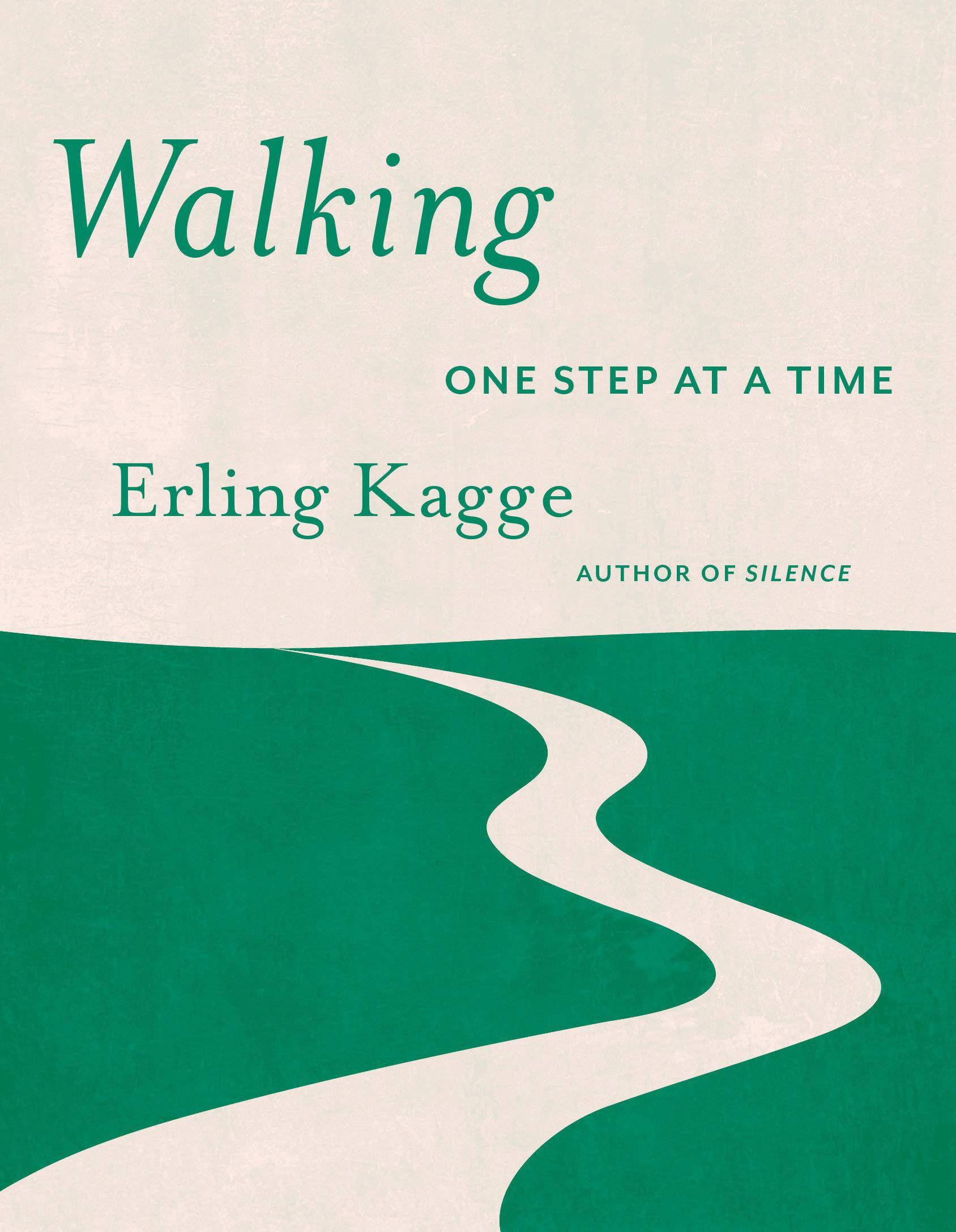 Walking: One Step at a Time book cover