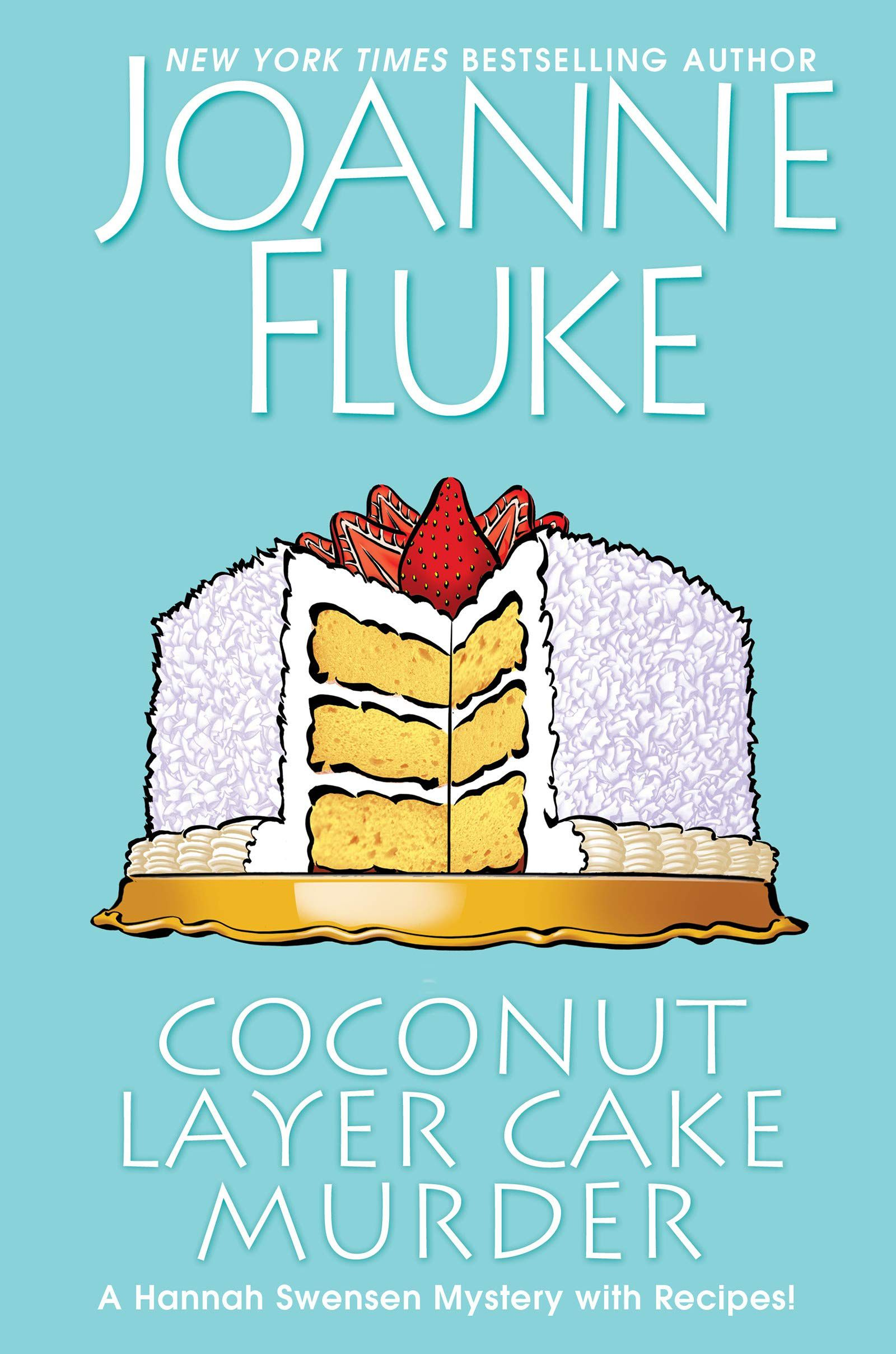 coconut layer cake murder cover