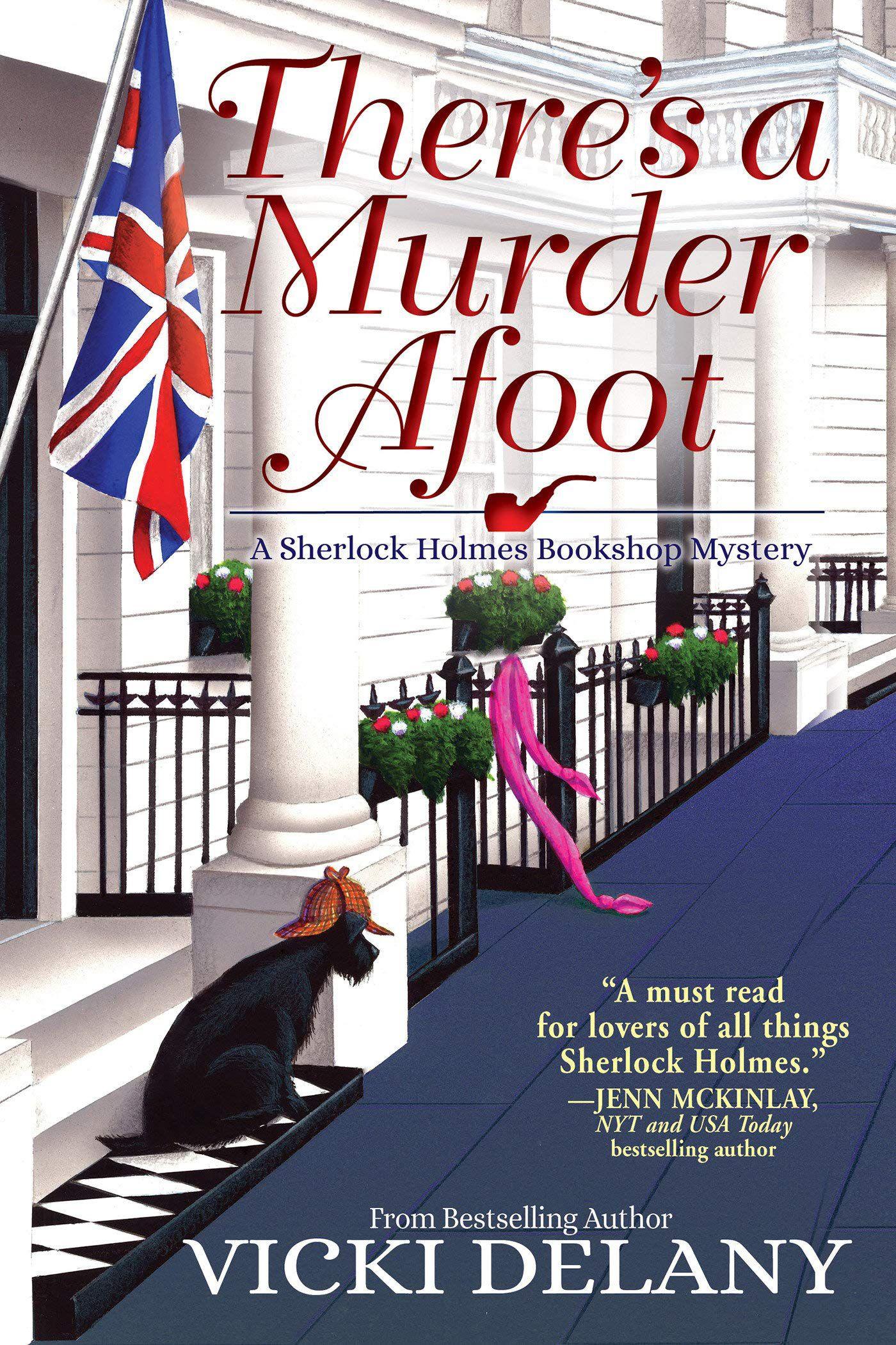 sherlock holmes bookshop mystery cover
