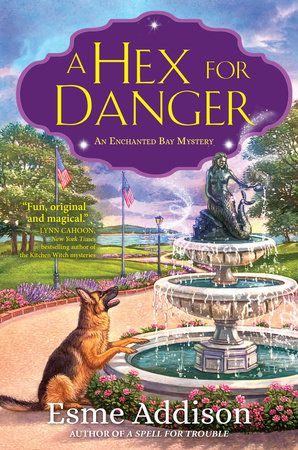 a hex for danger cover