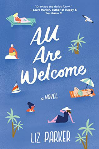 All Are Welcome by Liz Parker cover