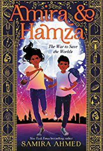 Cover of Amira and Hamza by Samira Ahmed