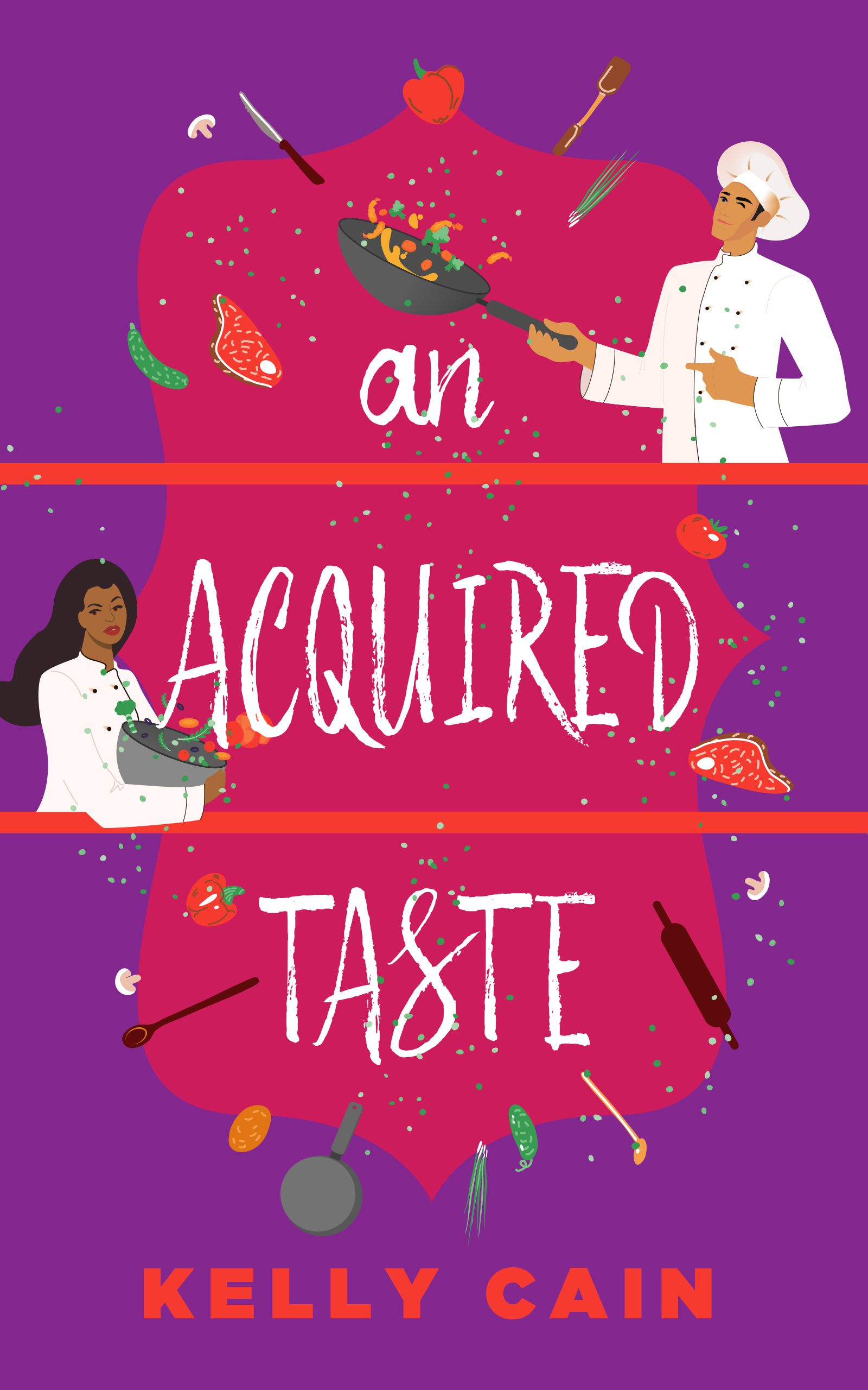 An Acquired Taste Book Cover