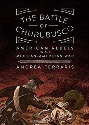 Battle of Churubusco cover