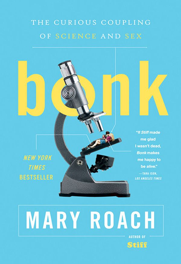 Bonk by Mary Roach cover