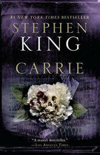 Cover image of Carrie by Stephen King