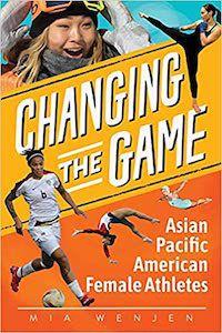 판도를 바꾸다: Asian Pacific American Mathematics 책 표지(AAPI Mathematics에 관한 책)