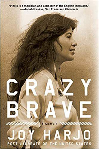 Crazy Brave Joy Harjo cover