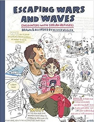 Escaping Wars and Waves cover