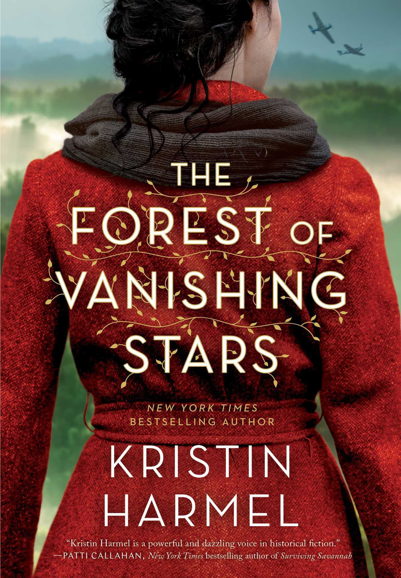 cover image of The Forest of Vanishing Stars by Kristin Harmel
