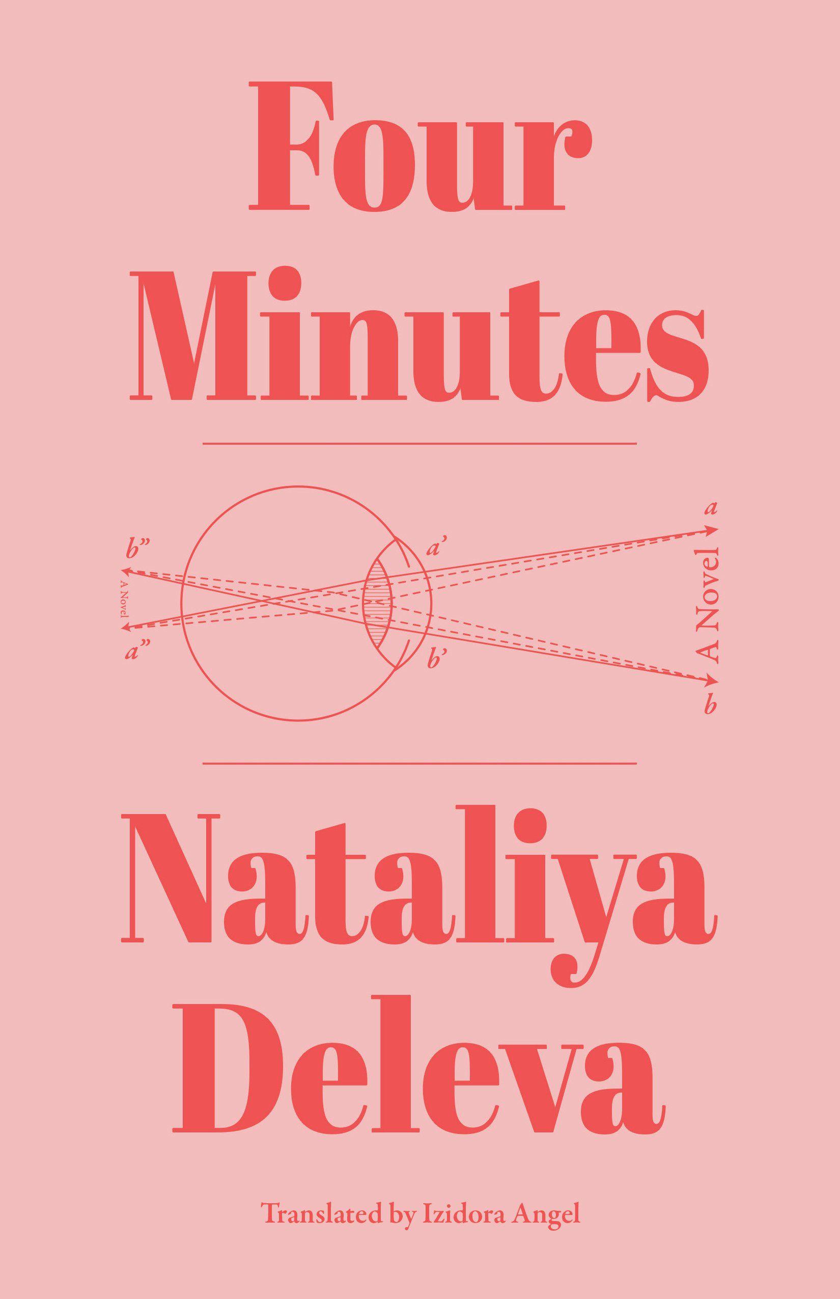 Four Minutes by Nataliya Deleva, translated by Izidora Angel