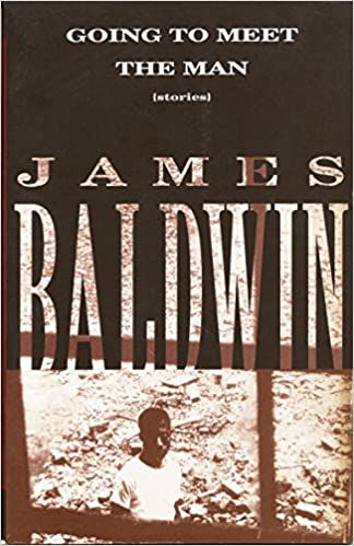 cover image of Going to Meet the Man by James Baldwin