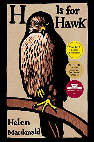 H is for Hawk Helen Macdonald cover
