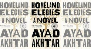 Homeland Elegies book cover