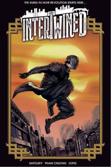 Intertwined Coming to America cover