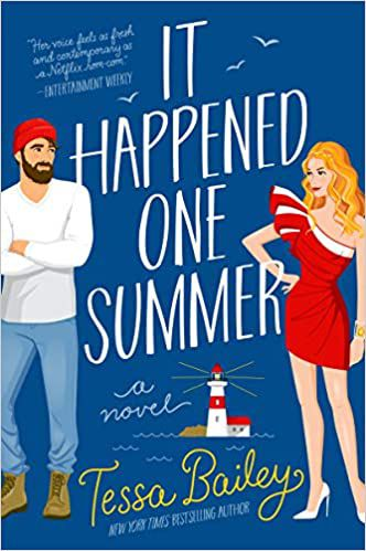 It Happened One Summer by Tessa Bailey cover