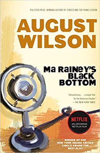 cover image of ma rainey's black bottom by august wilson