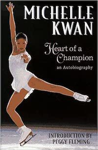 Michael Cowan 책 표지 Heart of the Champion(AAPI 선수에 관한 책)