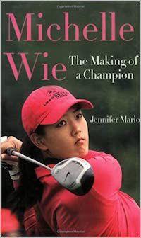Michelle Wie: 챔피언 책 표지 만들기(AAPI 선수 저서)