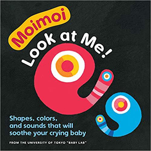 Moimoi Look at Me! book cover