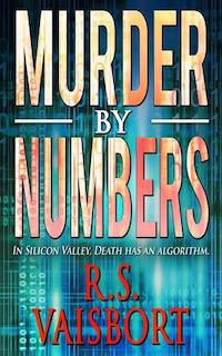 Murder by Numbers by R.S. Vaisbort book cover