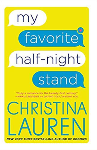 My Favorite Half-Night Stand Book Cover