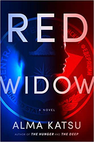 cover image of Red Widow by Alma Katsu