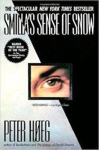 Smila's Sense of Snow book cover