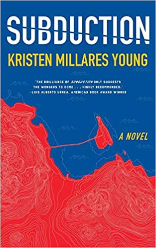 cover image of Subduction by Kristen Millares Young