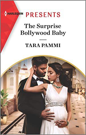 cover of The Surprise Bollywood Baby by Tara Pammi
