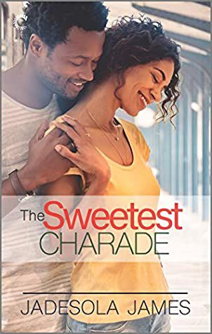 cover of The Sweetest Charade by Jadesola James