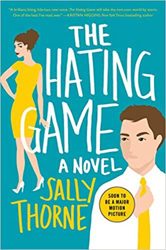 The Hating Game Book Cover