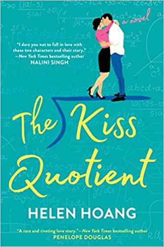 The Kiss Quotient Book Cover