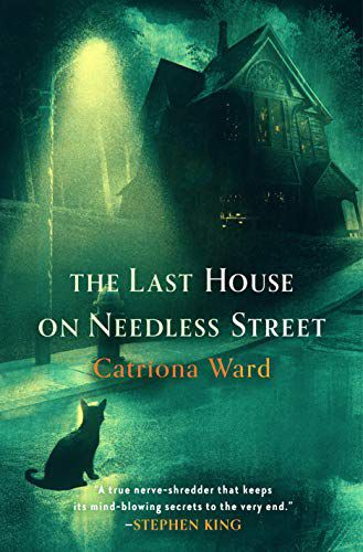 Cover of The Last House on Needless Street by Catriona Ward