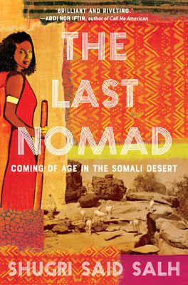 The Last Nomad book cover