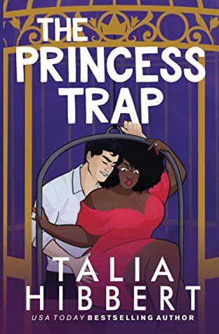 The Princess Trap Book Cover