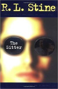 Cover of the book The Sitter by RL Stine.