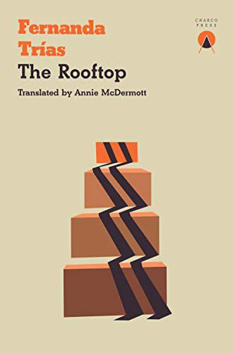cover image of The Rooftop by Fernanda Trías