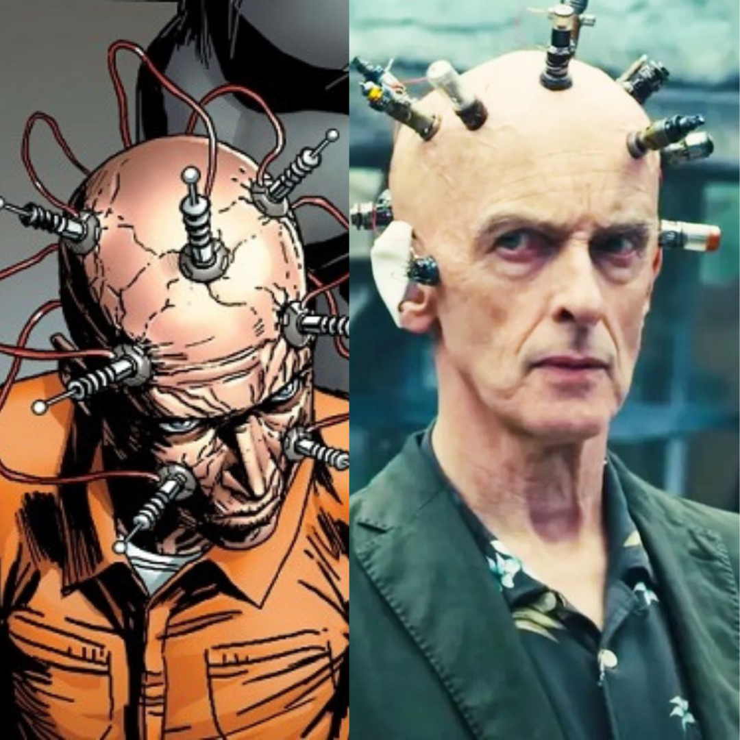 The Thinker in The Suicide Squad | BookRiot.com