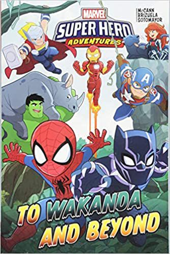 cover of To Wakanda and Beyond