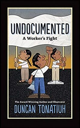 Undocumented An Immigrant's Fight cover