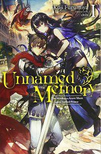 Unnamed Memory 1 cover - Kuji Furumi