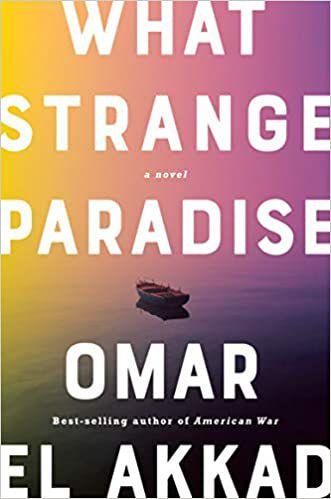 What Strange Paradise cover