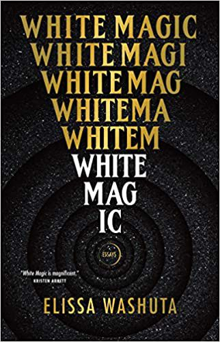 White Magic Elissa Washuta cover