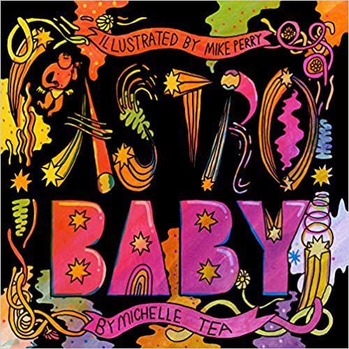Astro Baby Book Cover