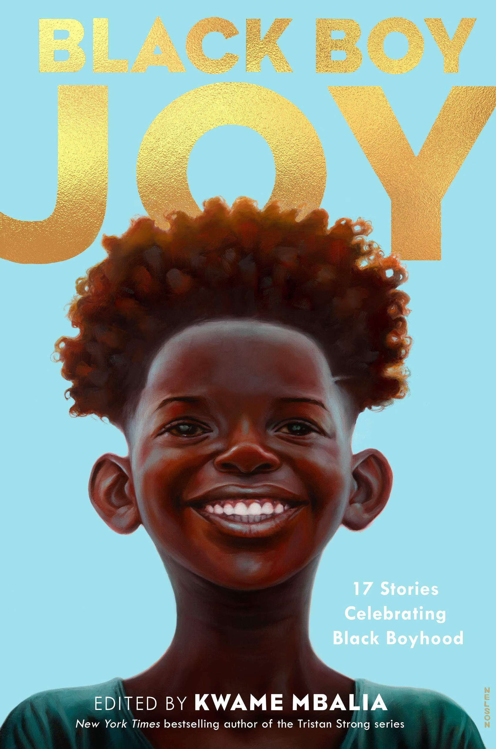 Cover of Black Boy Joy by Mbalia